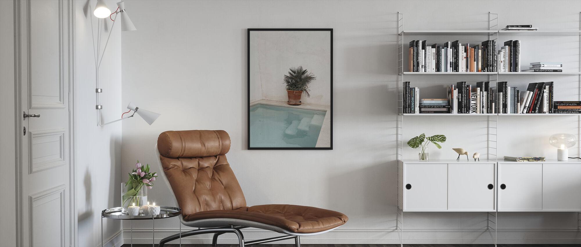 Ende des Sommers - Poster - Wohnzimmer