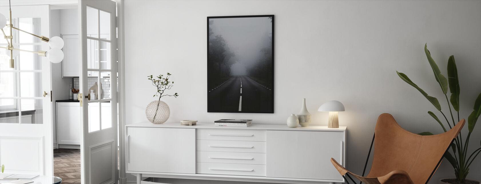 November Road - Poster - Living Room