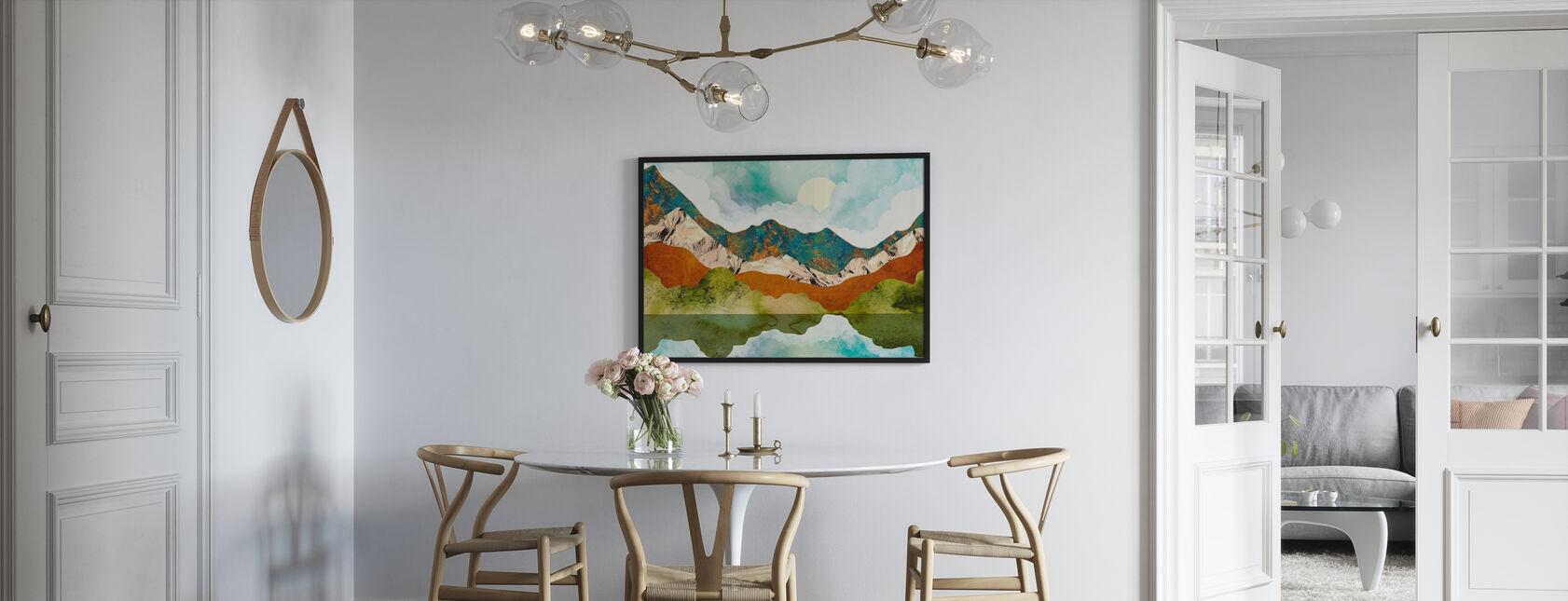 Spring Mountains - Poster - Kitchen