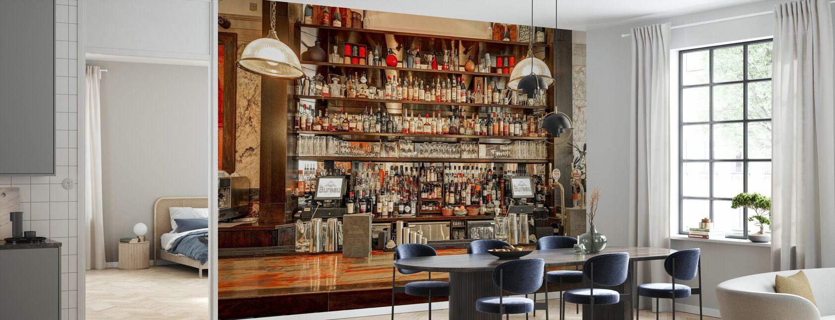 Bar i Birmingham Norge - Tapet - Kjøkken