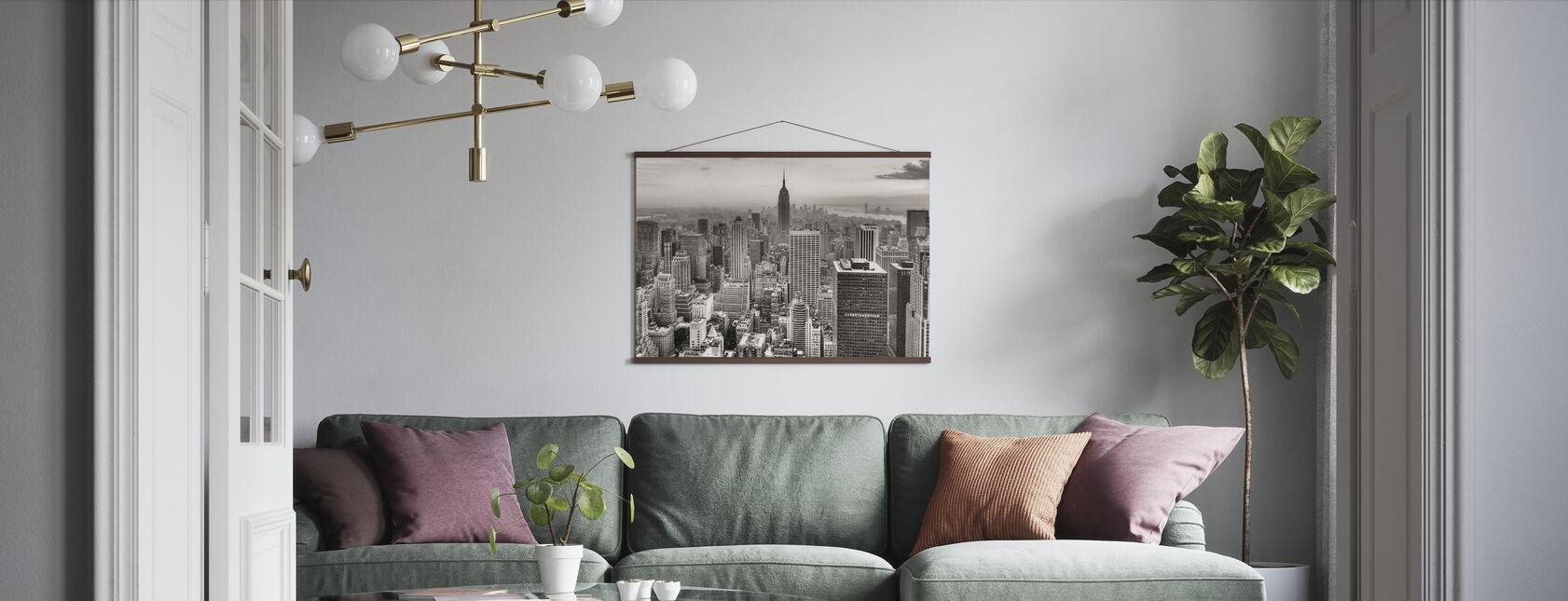New York City, Stati Uniti d'America - Poster - Salotto