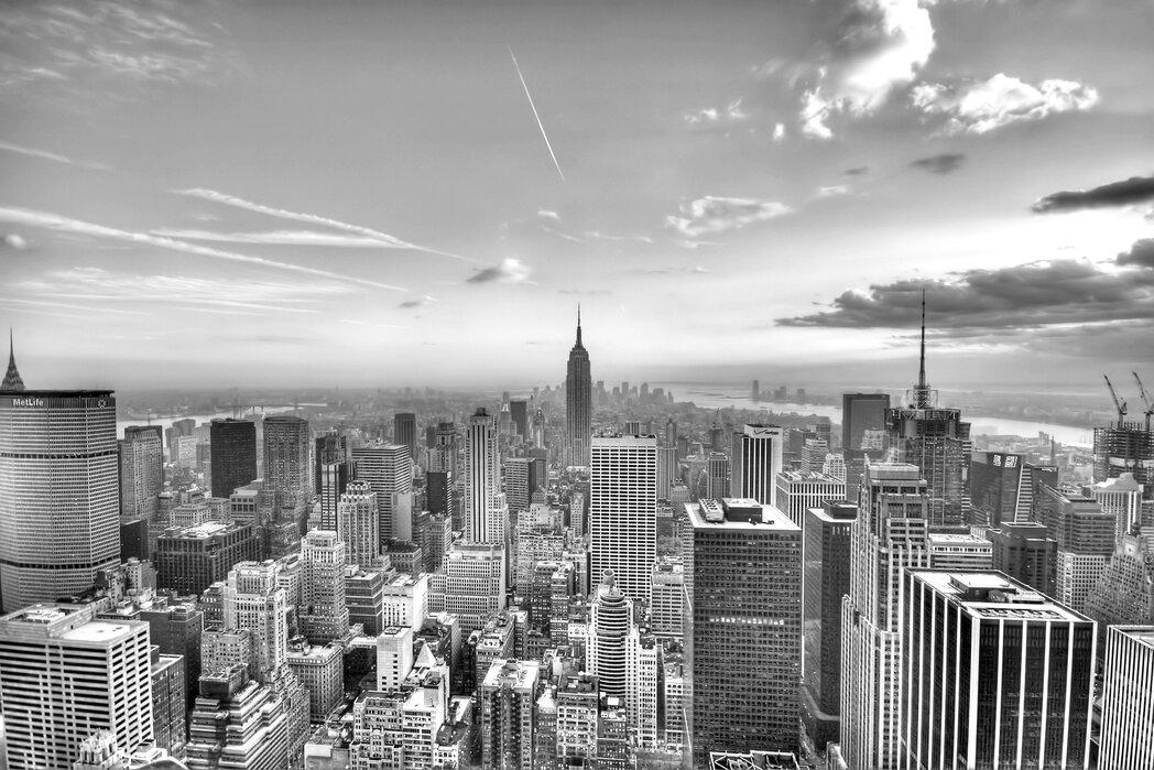 new york city usa fototapeten online photowall. Black Bedroom Furniture Sets. Home Design Ideas
