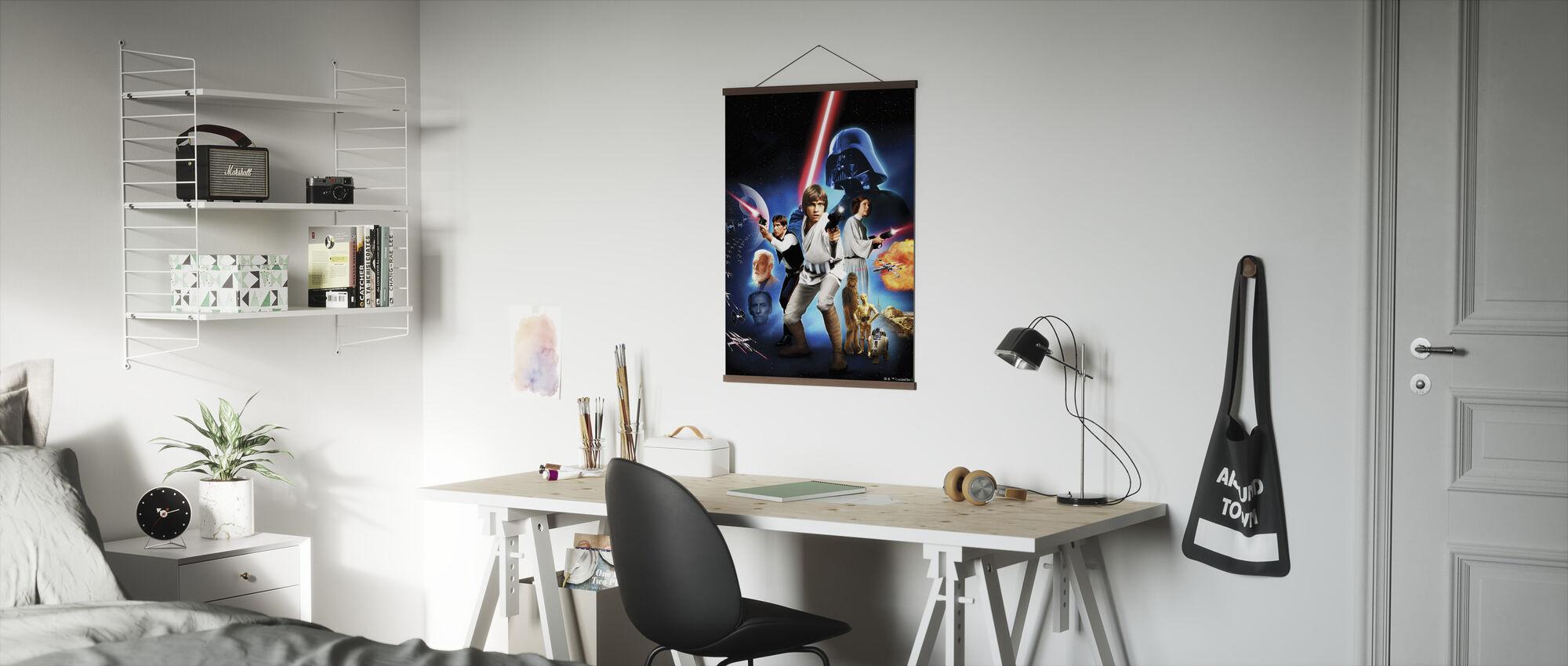 Star kriger - plakat 2 - Plakat - Kontor