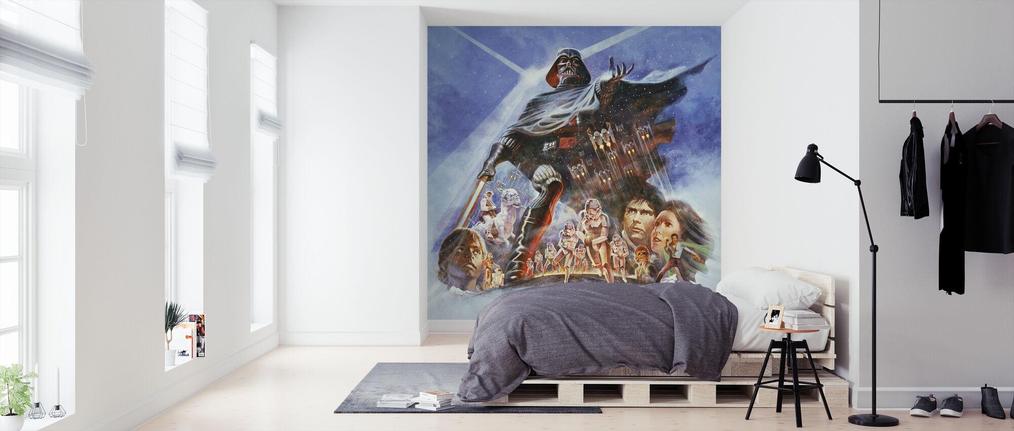 Stjärnornas krig - Darth Vader 2 - Tapet - Sovrum