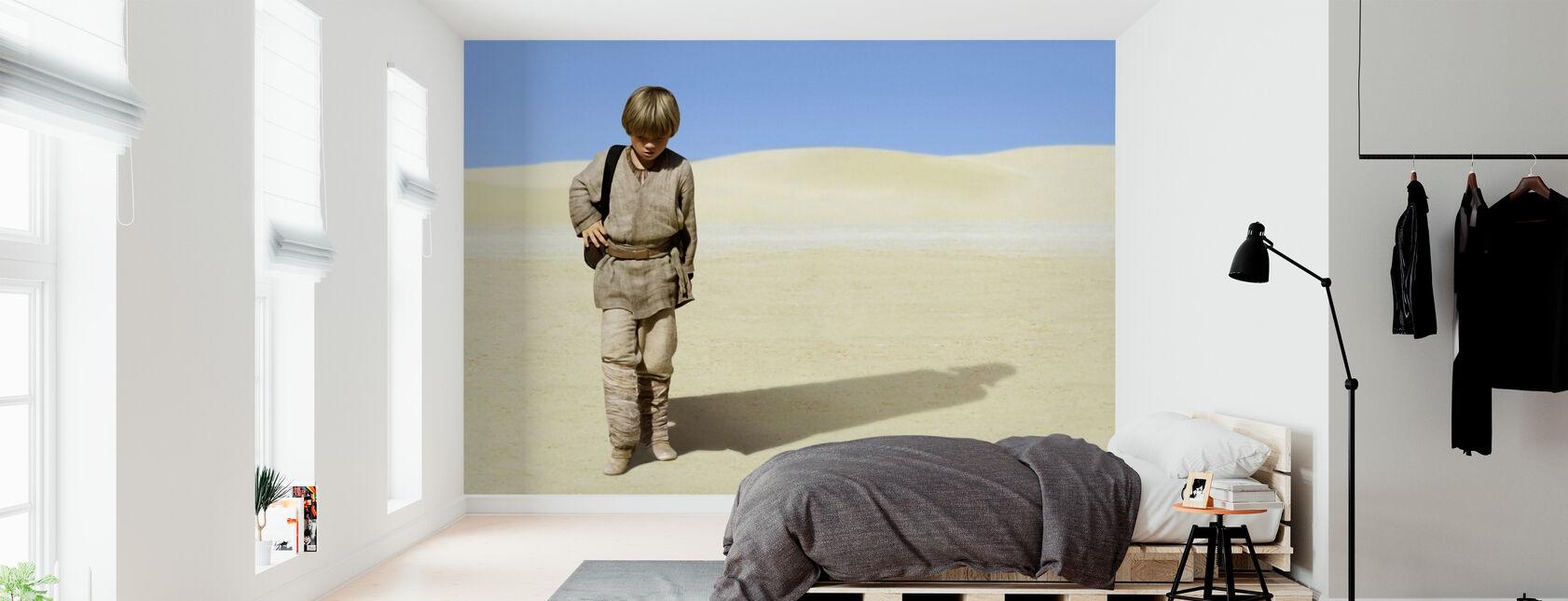 Star Wars - Unge Anakin Skywalker 1 - Tapet - Soveværelse