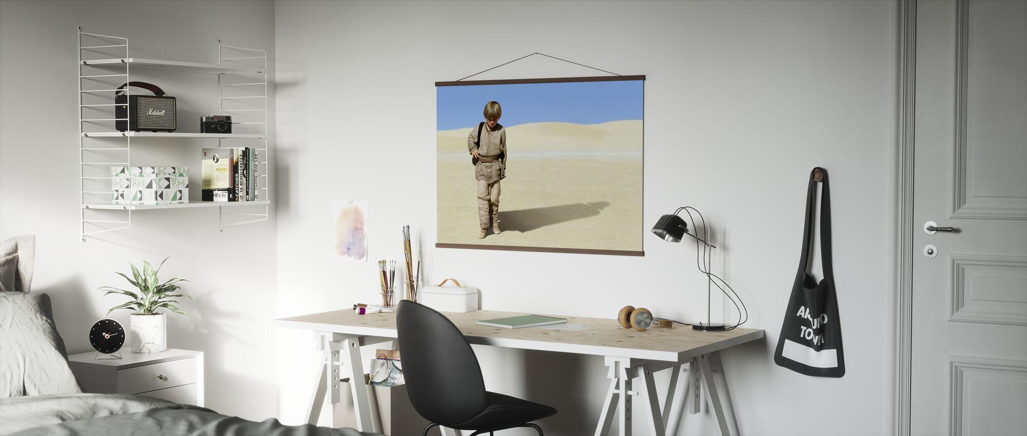 Stjärnornas krig - Unga Anakin Skywalker 1 - Poster - Kontor