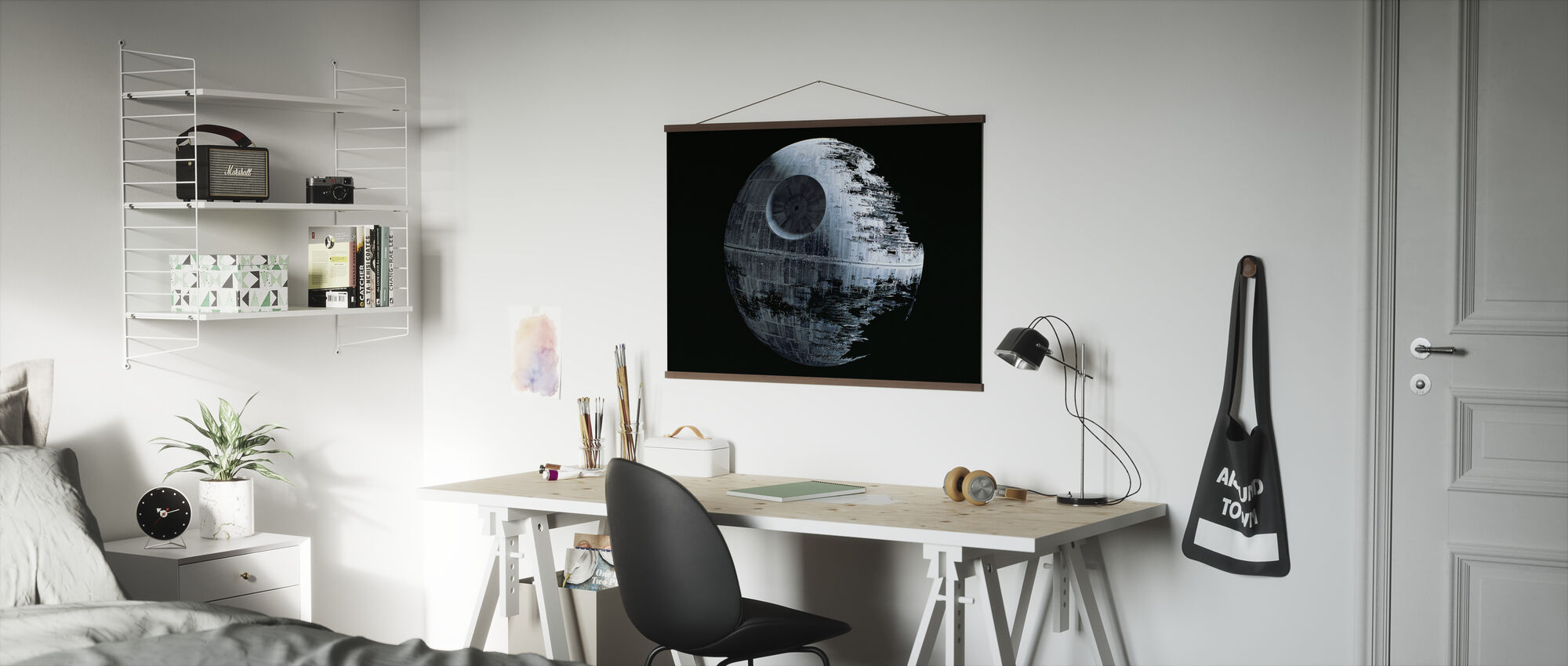 Star Wars - Death Star 2 - Poster - Kontor