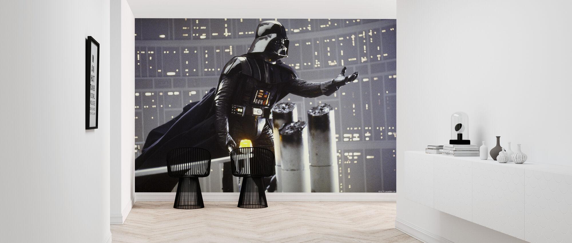 Stjärnornas krig - Darth Vader Bespin - Tapet - Hall