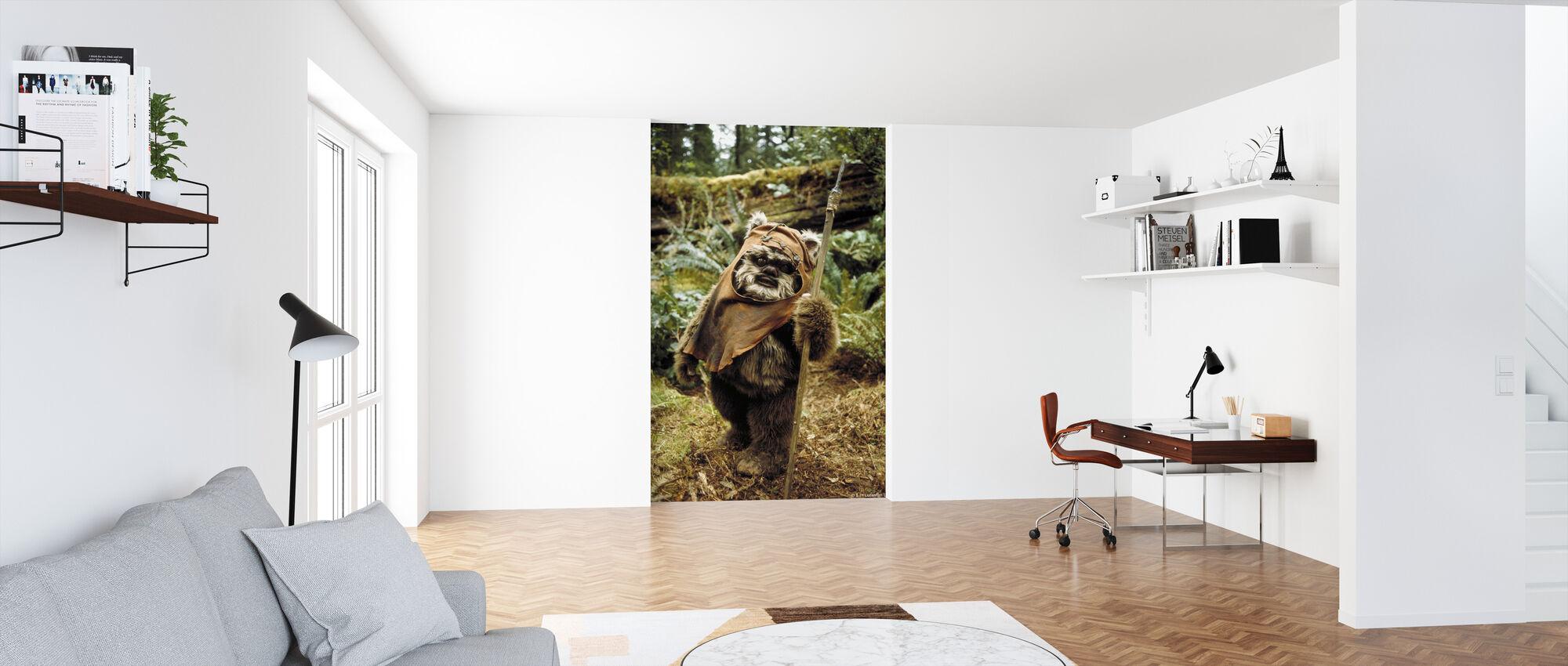Star Wars - Ewok wicket - Tapet - Kontor