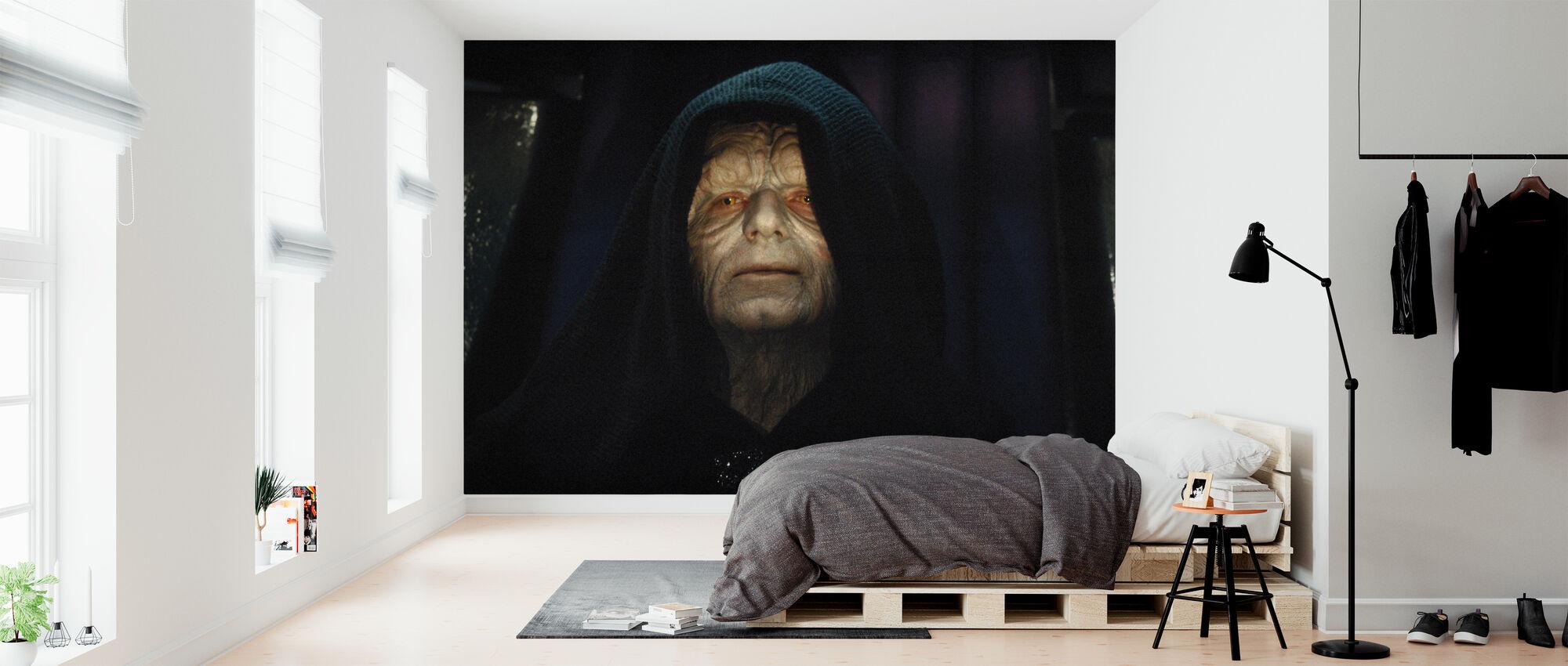 Star Wars - keiser Palpatine - Tapet - Soverom