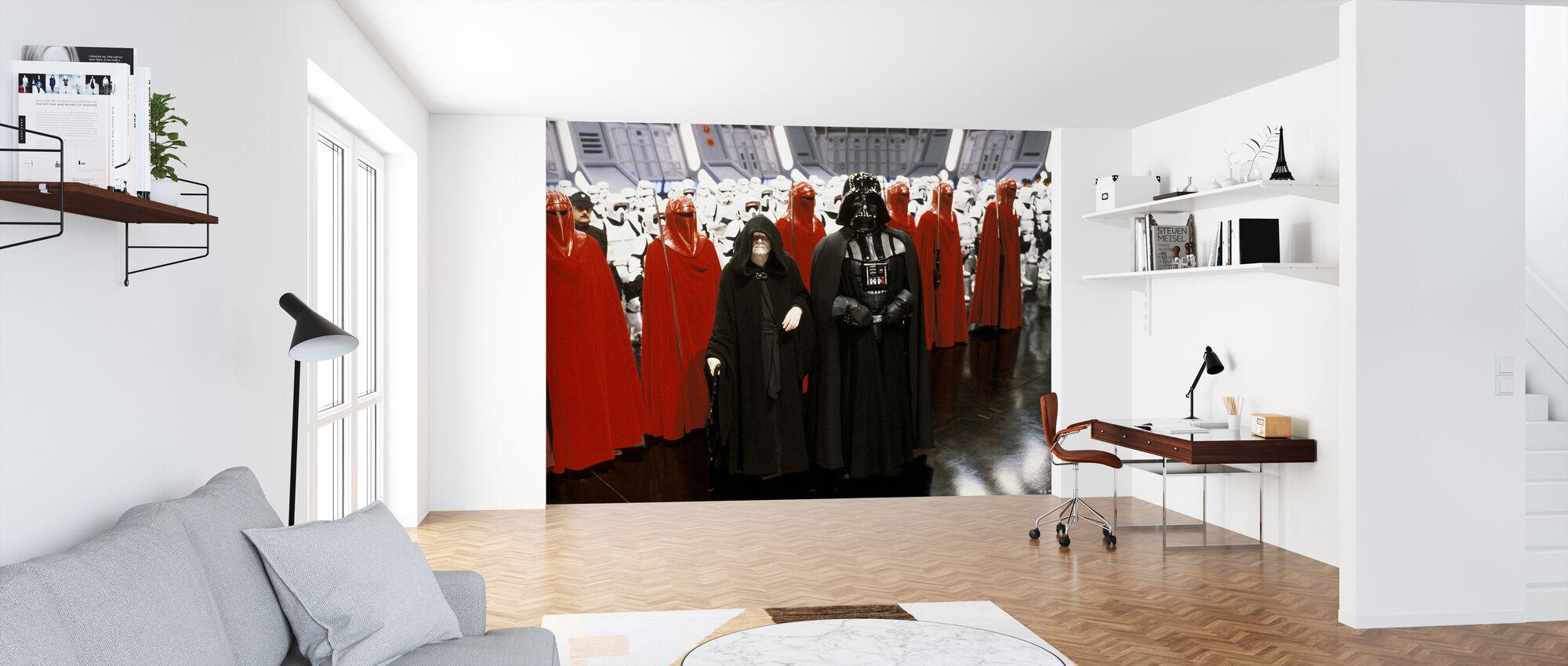 Stjärnornas krig - kejserliga soldater - Tapet - Kontor