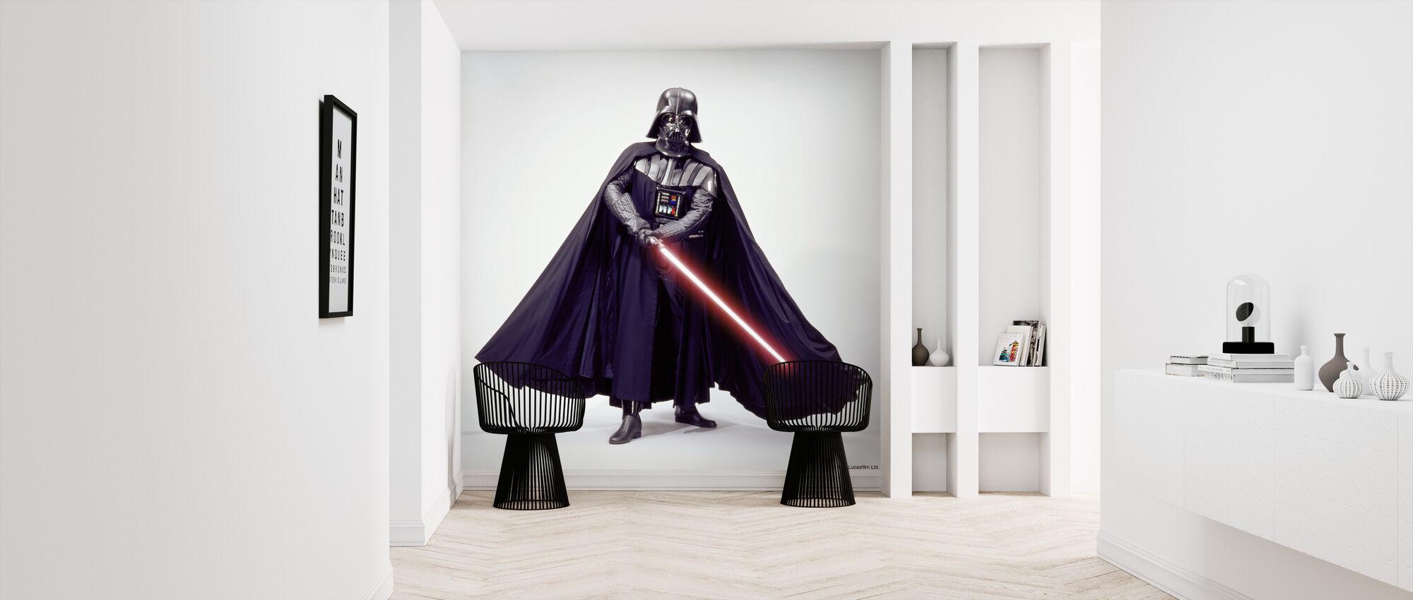 Star Wars - Darth Vader lyssværd 2 - Tapet - Entré