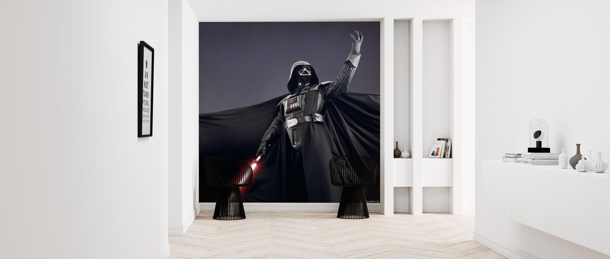 Star Wars - Darth Vader Studioshoot 2 - Tapet - Gang