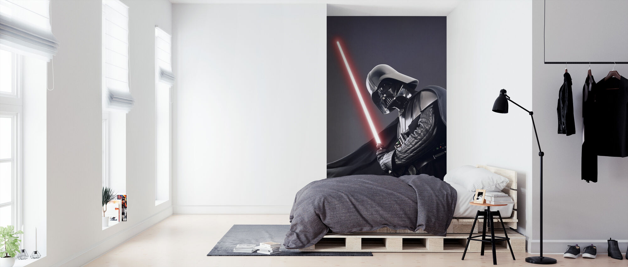 Star Wars - Darth Vader Studioshoot 3 - Tapet - Soverom