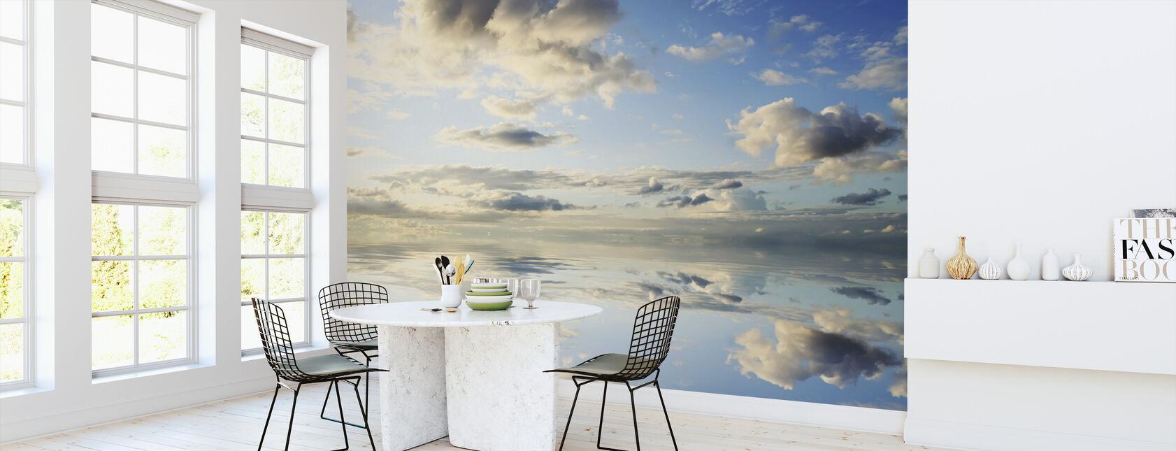 Mare e cielo bellissimo - Carta da parati - Cucina