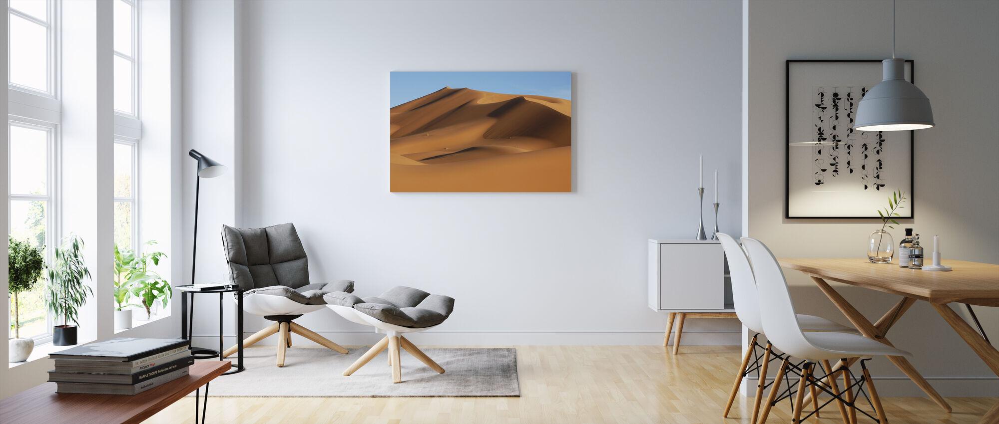 Saharan aavikko - Canvastaulu - Olohuone