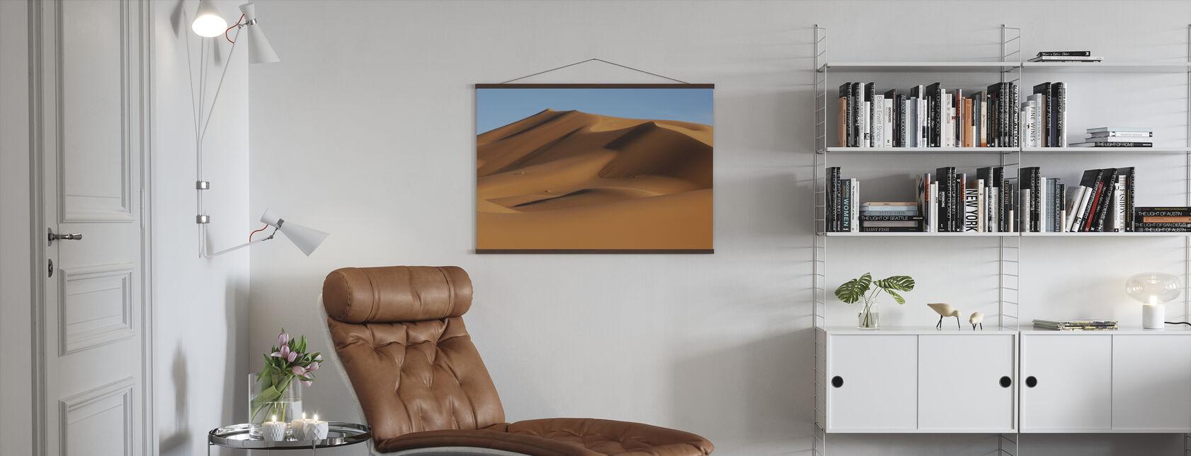 Sahara Desert - Poster - Living Room