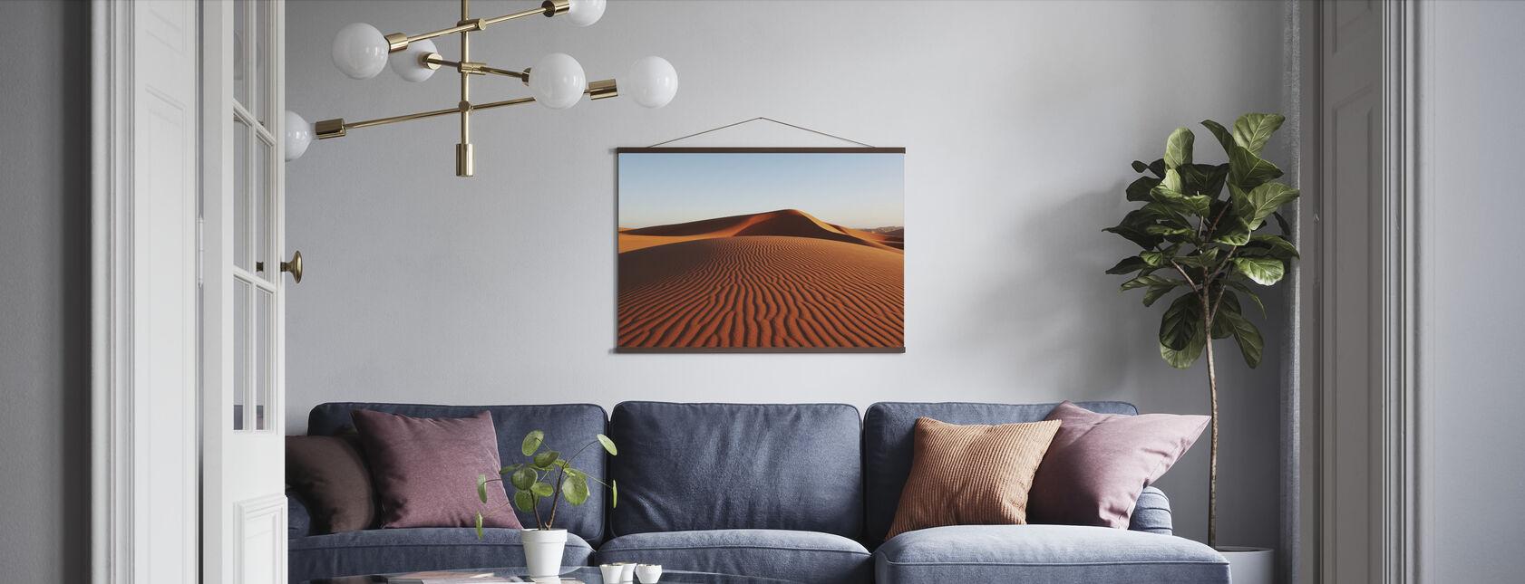 Sand Desert - Poster - Living Room