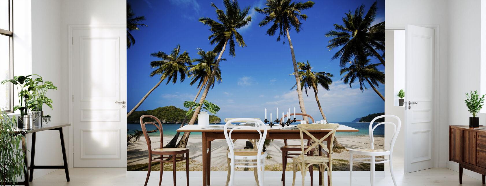 Palme da cocco, Thailandia - Carta da parati - Cucina