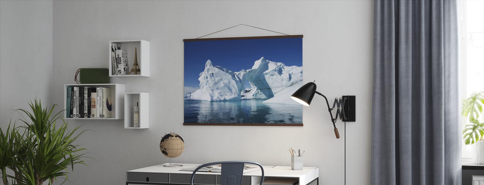 Iceberg Antarctica - Poster - Office