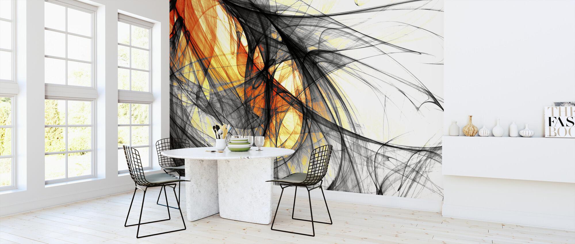 Inner Light - Wallpaper - Kitchen