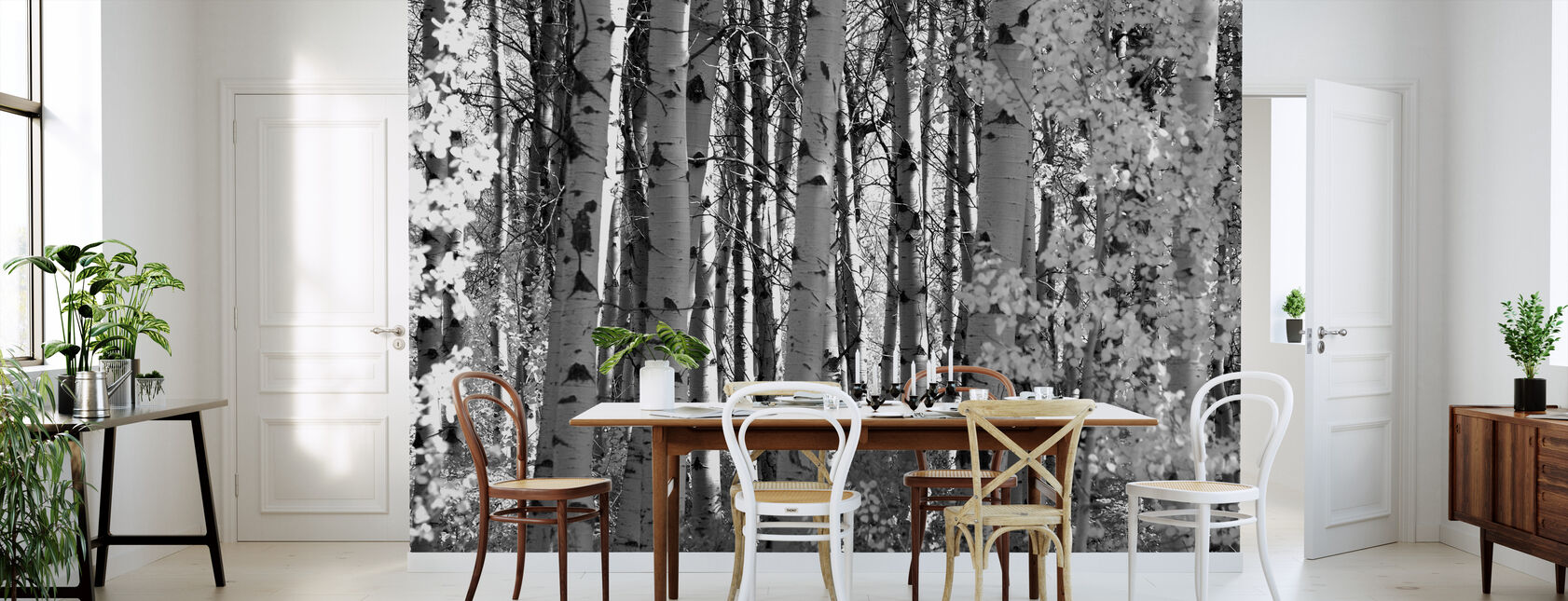 Cascade Loop - Wallpaper - Kitchen