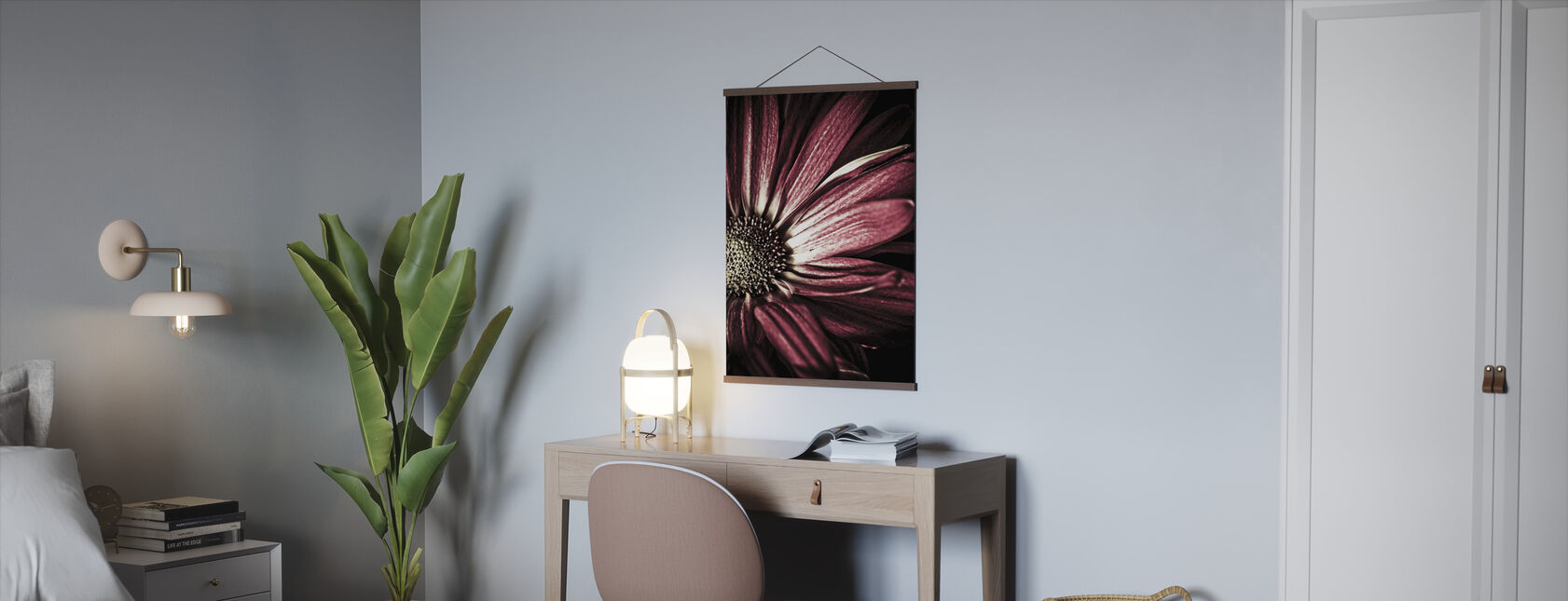 Dark Daisy - Poster - Office