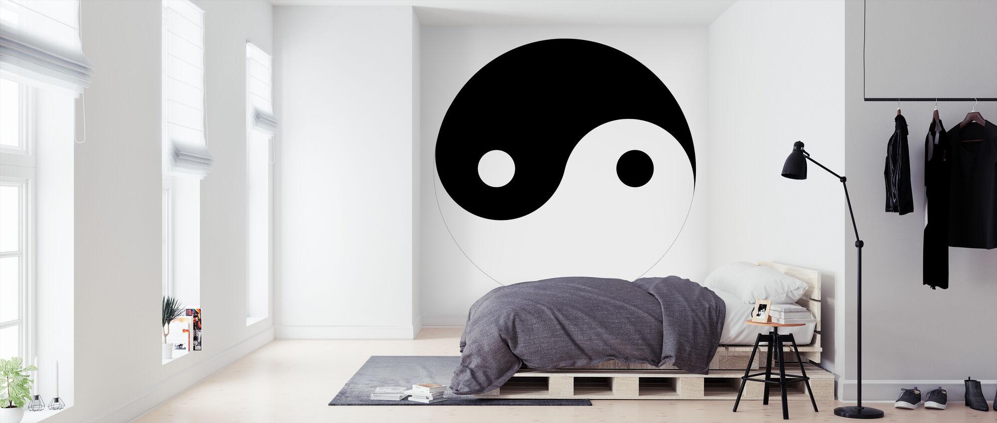 Yin-Yang - Wallpaper - Bedroom