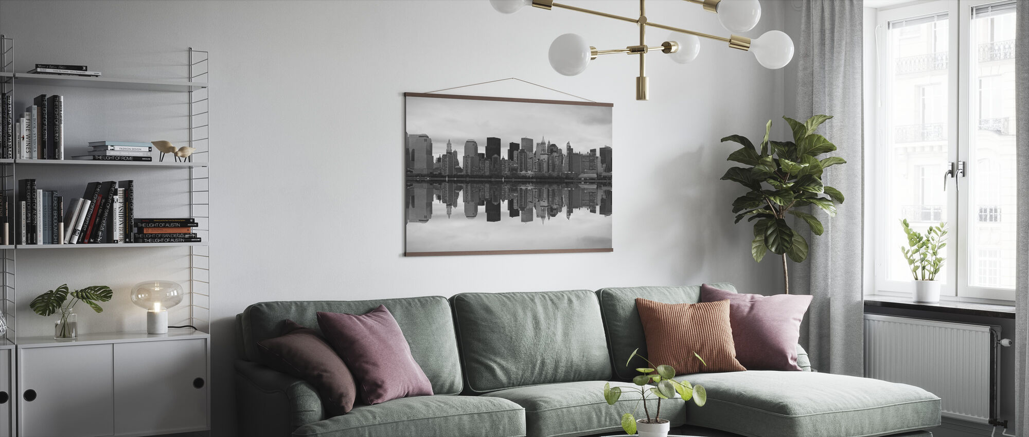 Manhattan - Poster - Living Room