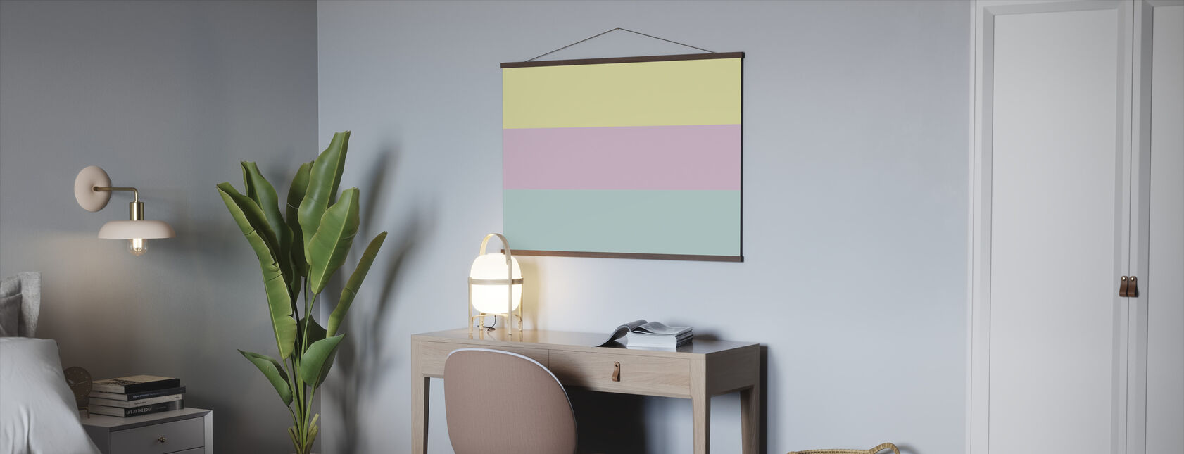 Pastell - Poster - Office