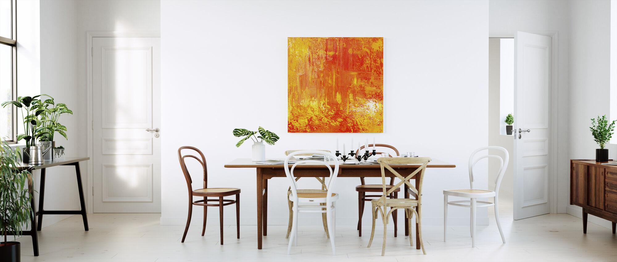 Eternal - Canvas print - Kitchen