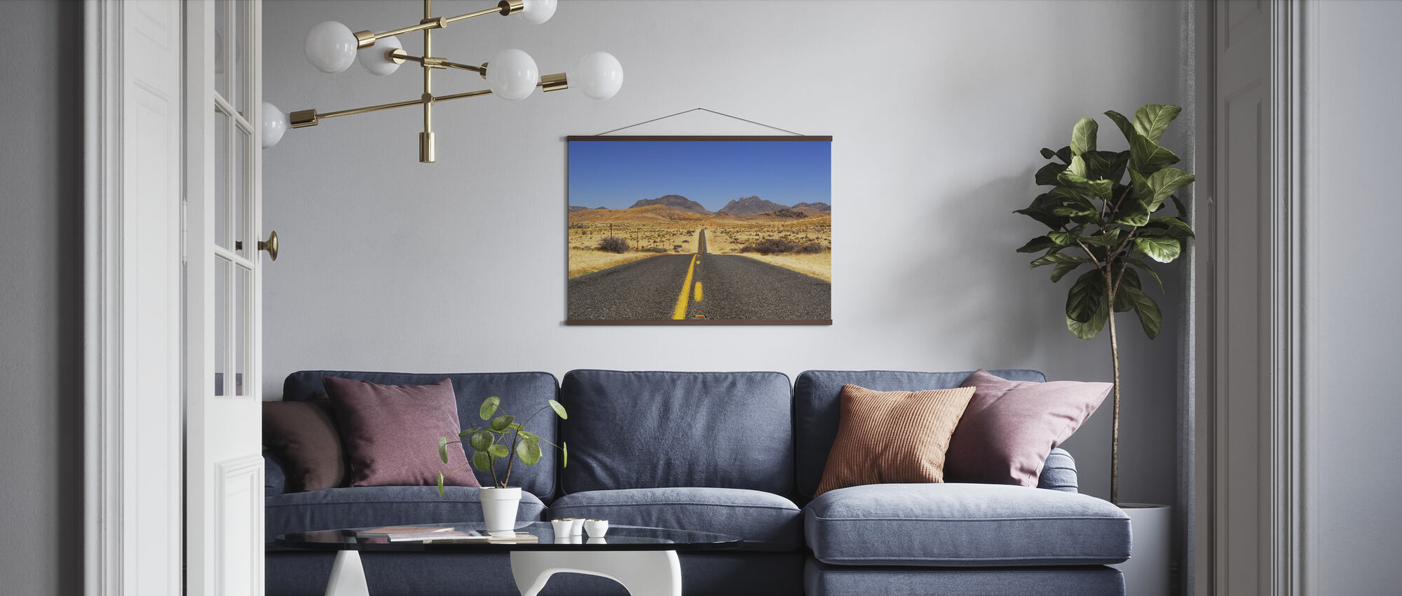 Lost Highway - Poster - Living Room