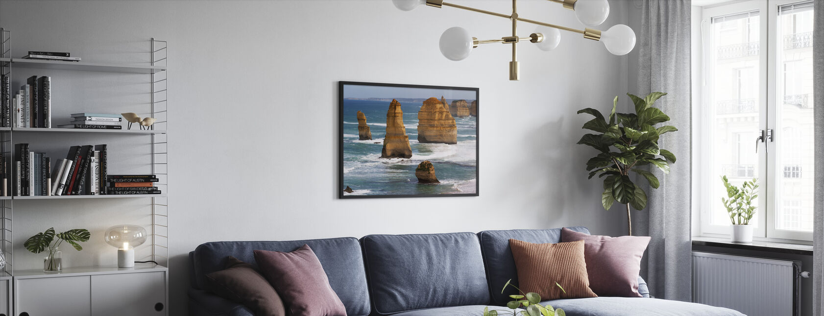 12 Apostels - Framed print - Living Room