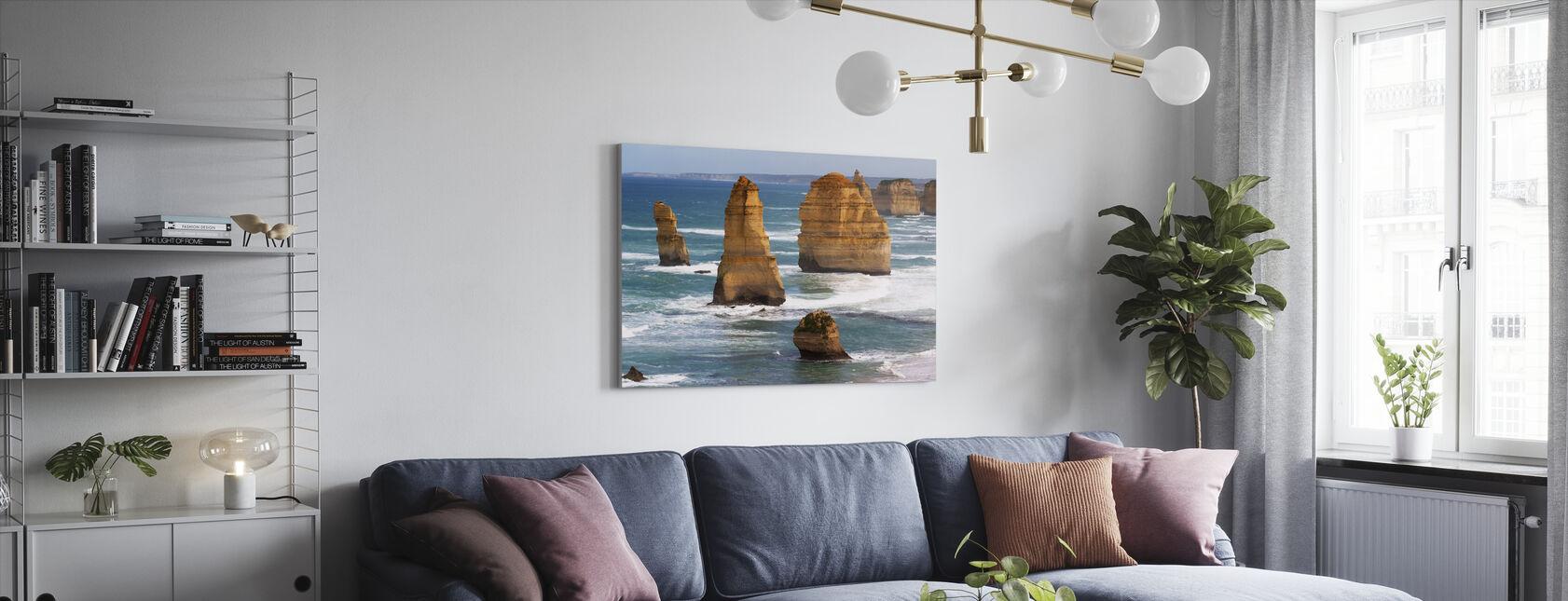 12 Apostels - Canvas print - Living Room
