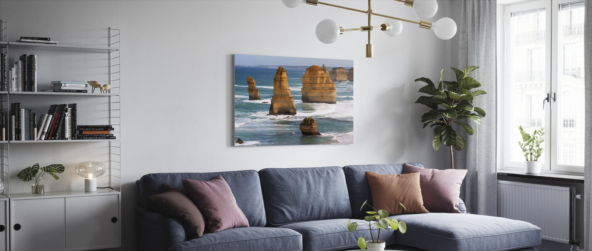 12 Apostels - Canvas print - Living Room