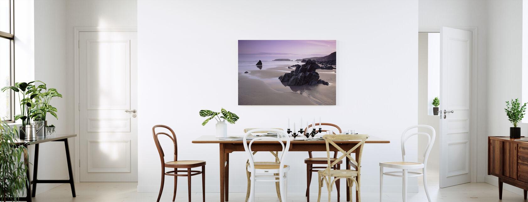 Pembrokeshire - Canvas print - Kitchen