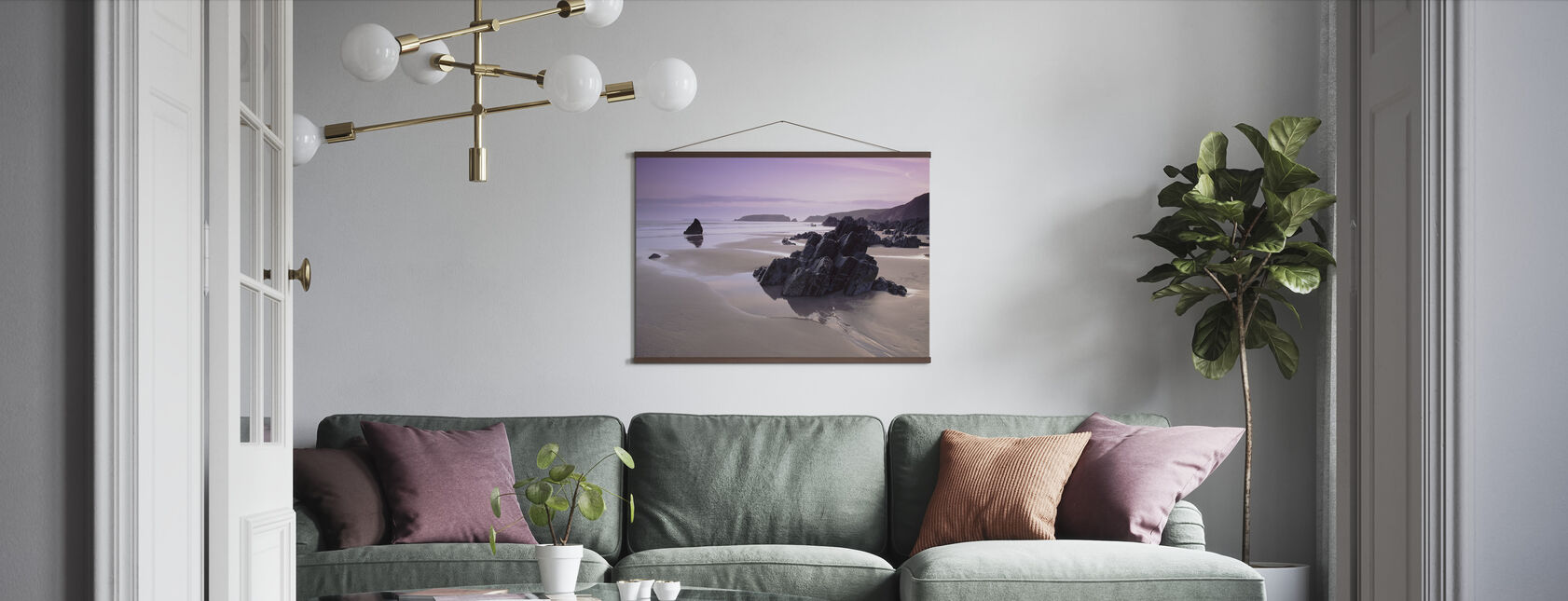 Pembrokeshire - Poster - Woonkamer