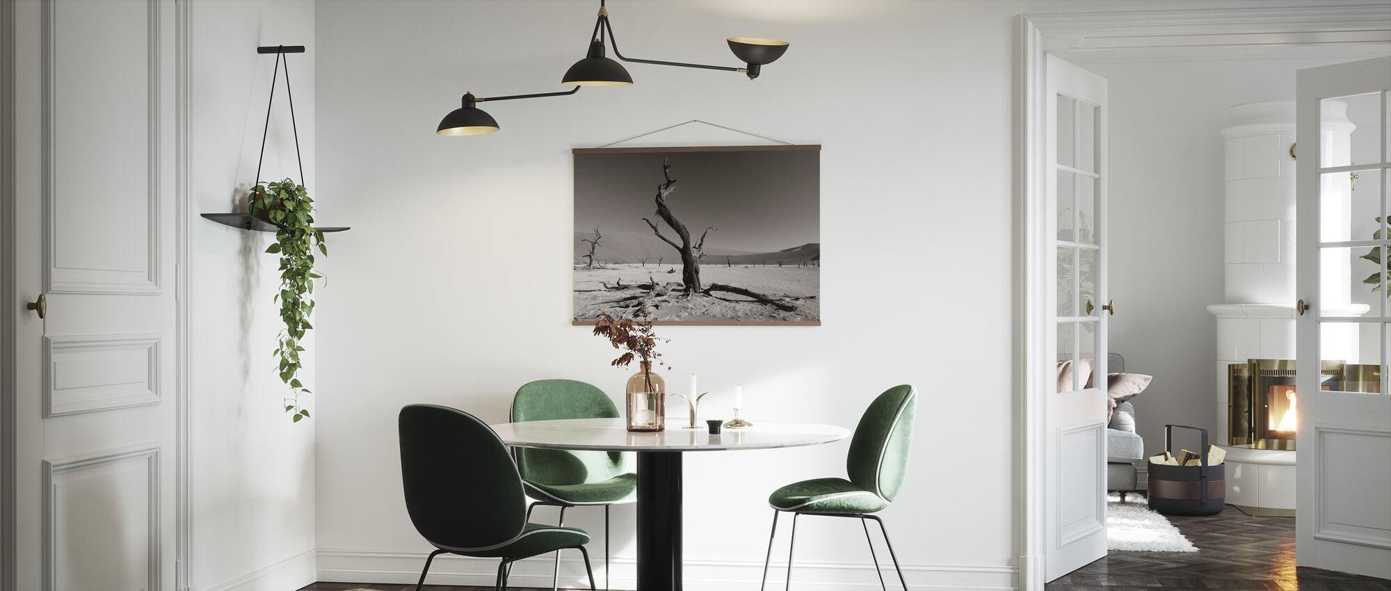 Namib Desert - Sepia - Poster - Kitchen