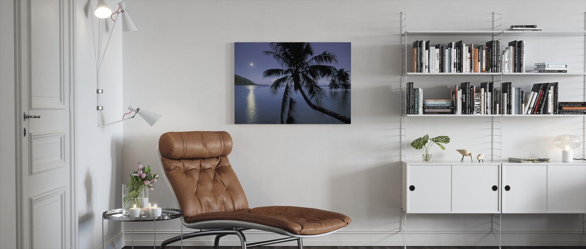 Dream Island - Canvastaulu - Olohuone