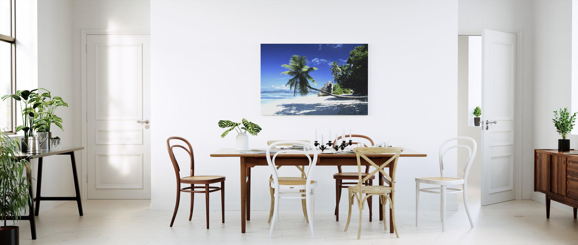 Paradiset - Canvastavla - Kök