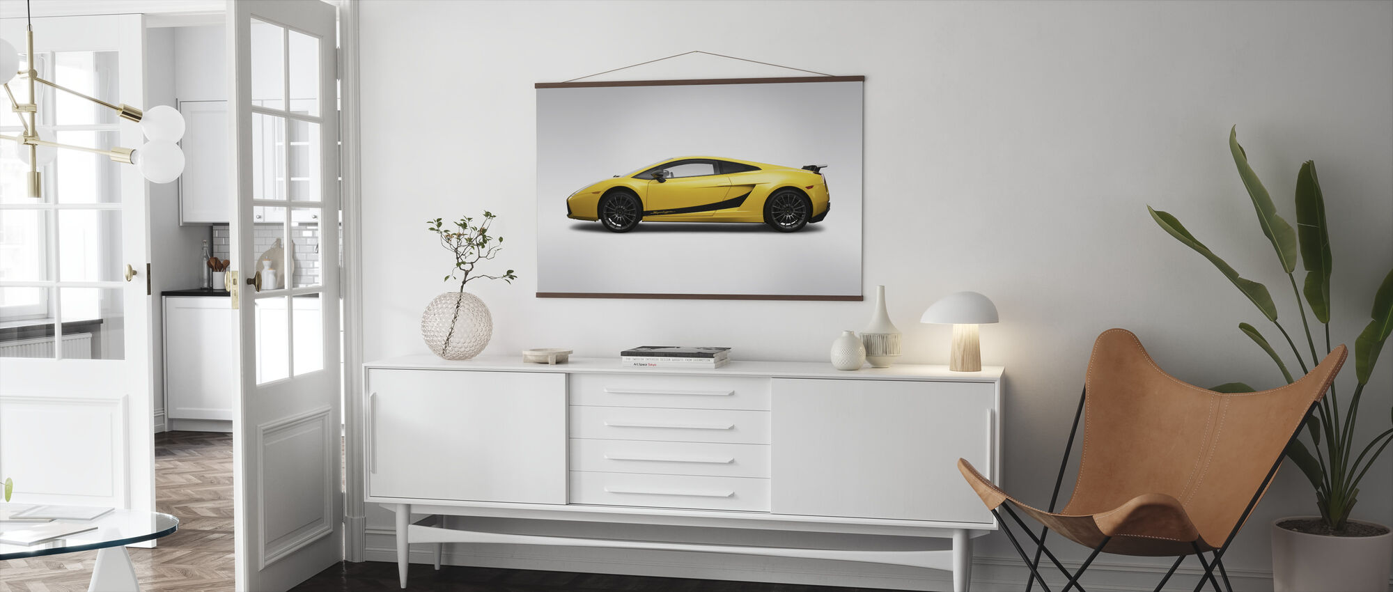 Superleggera - Poster - Living Room