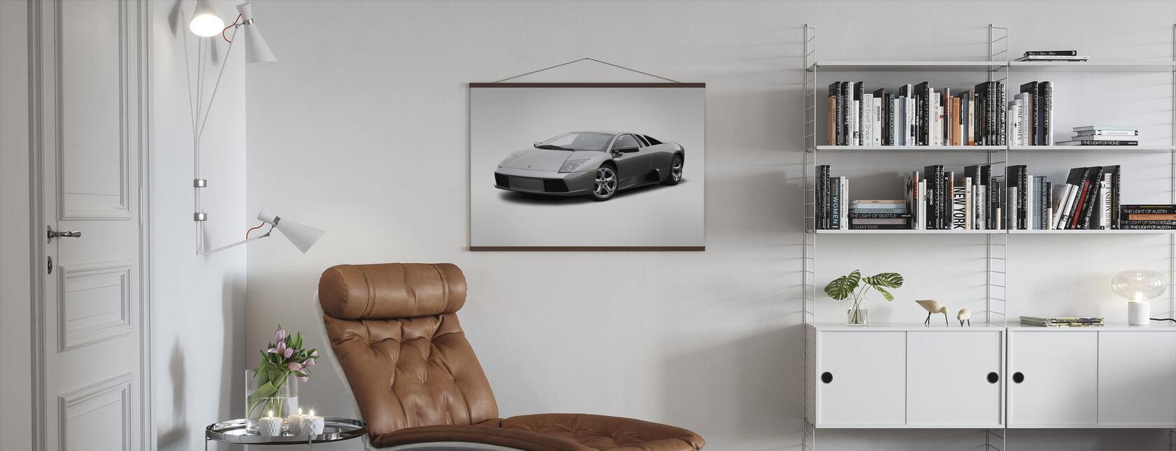 Lamborghini - Poster - Vardagsrum