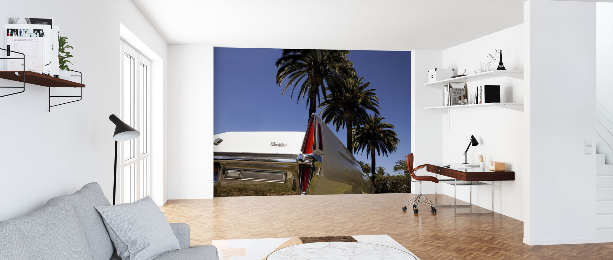 Cadillac - Wallpaper - Office