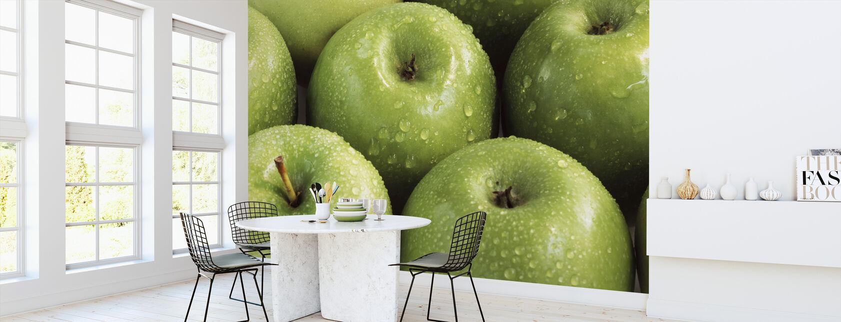 Apples - Wallpaper - Kitchen