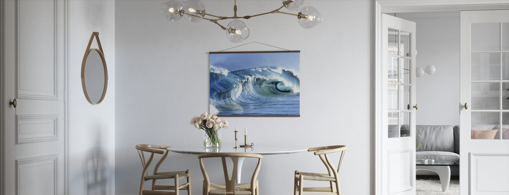 Jarvis Wave - Poster - Kitchen