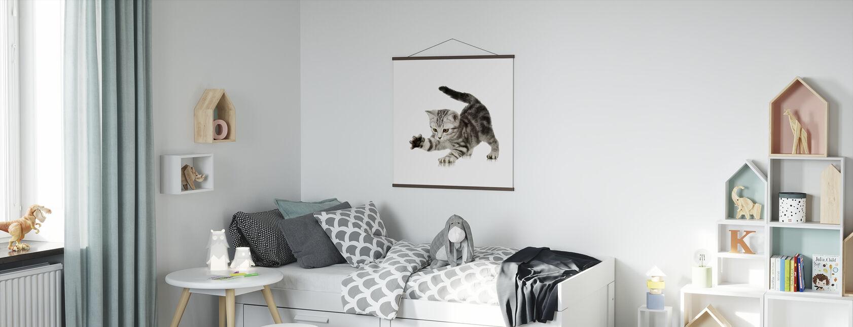 Grabbing - Poster - Kids Room