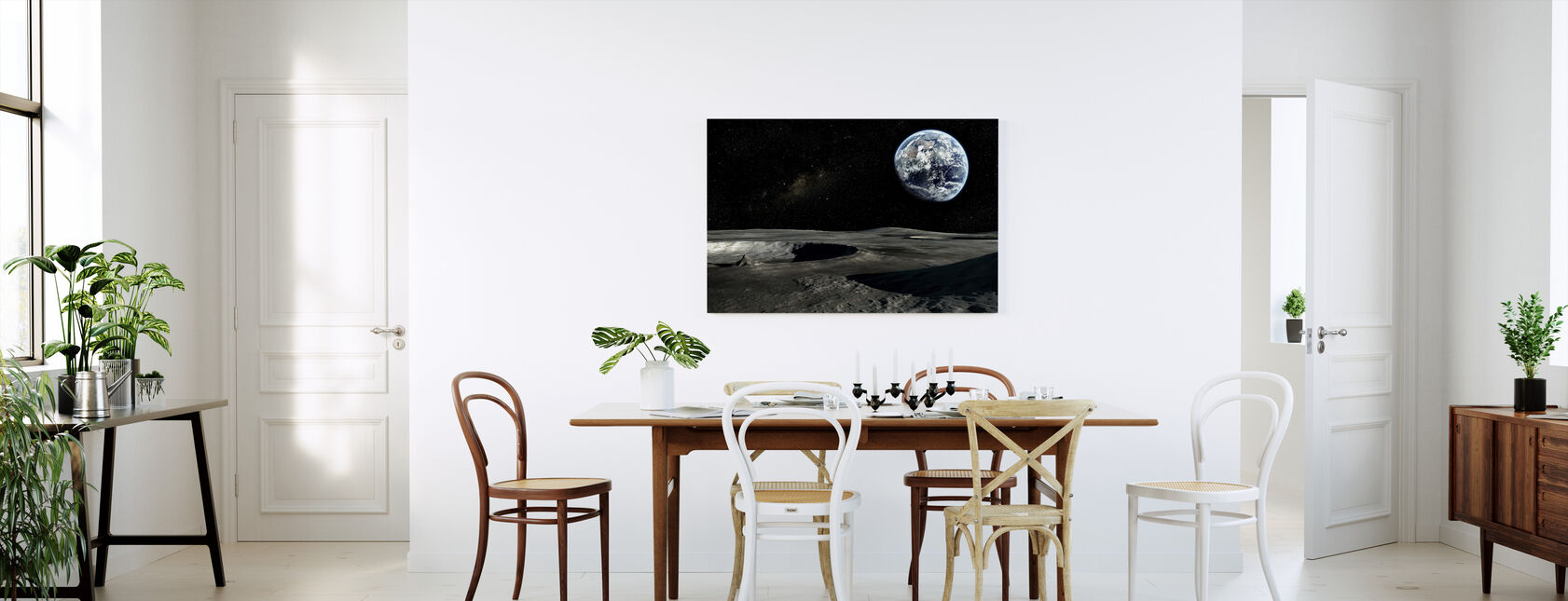 New Perspective - Canvas print - Kitchen