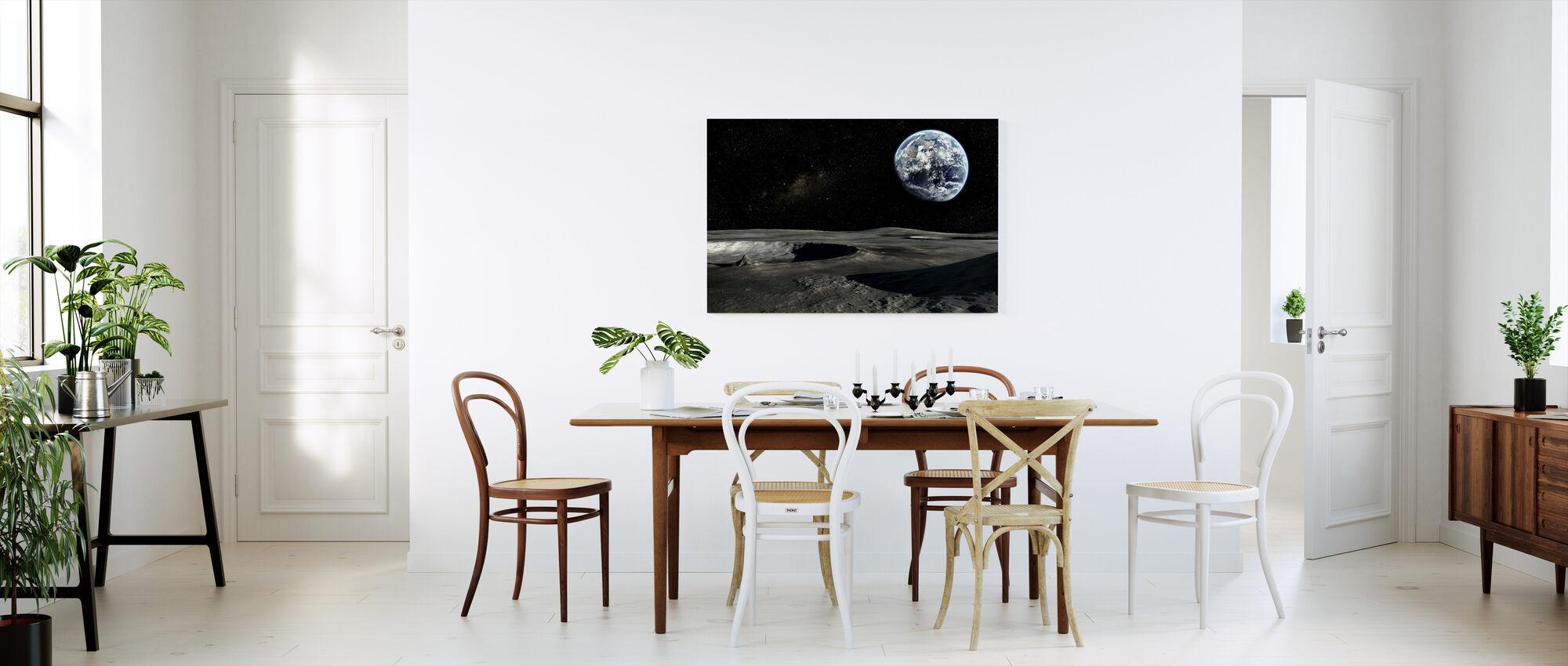 Nieuw perspectief - Canvas print - Keuken