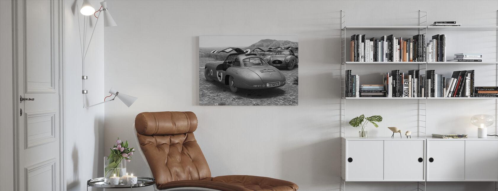 Mexico - Canvas print - Living Room