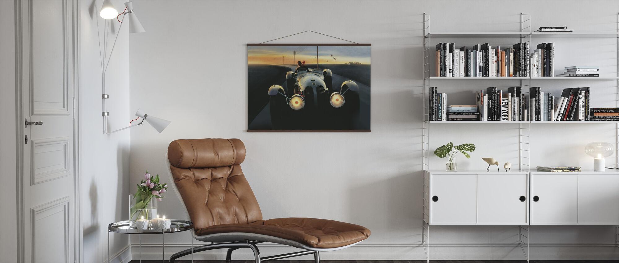 Templars Hirondel - Poster - Living Room